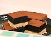 ショコラケーキの写真